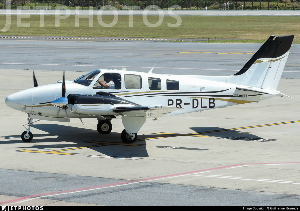 PR-DLB - Beechcraft G58 Baron - Private