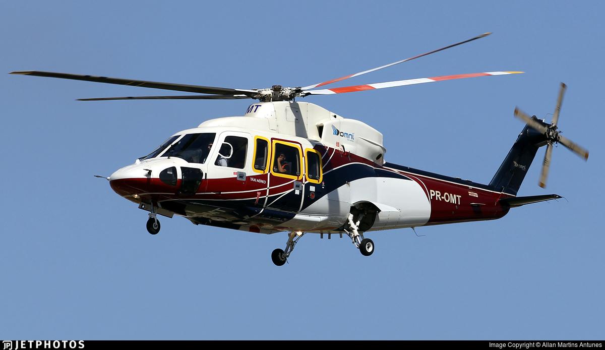 PR-OMT - Sikorsky S-76C - Omni Táxi Aéreo