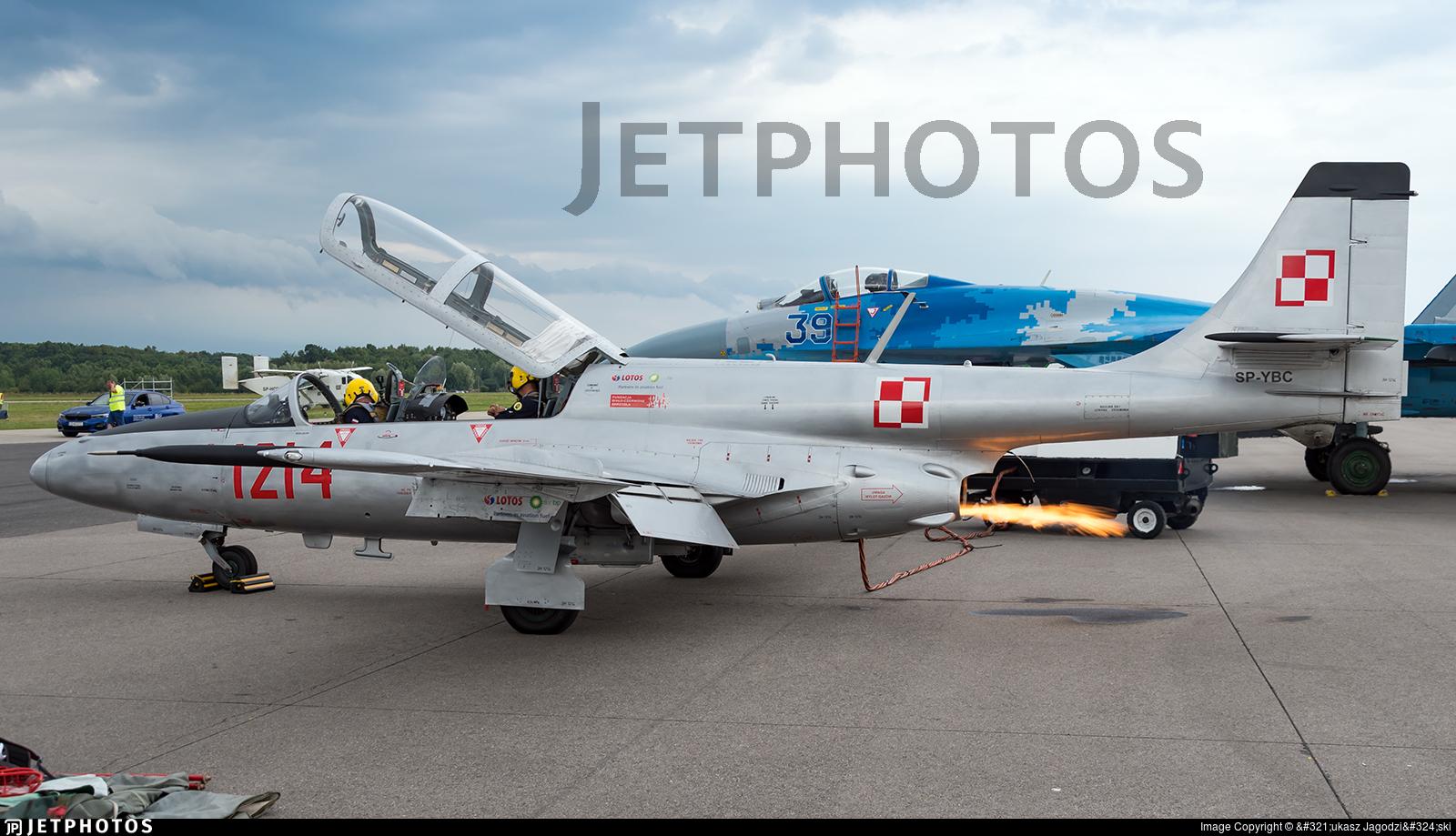 SP-YBC - PZL-Mielec TS-11 Iskra - Private