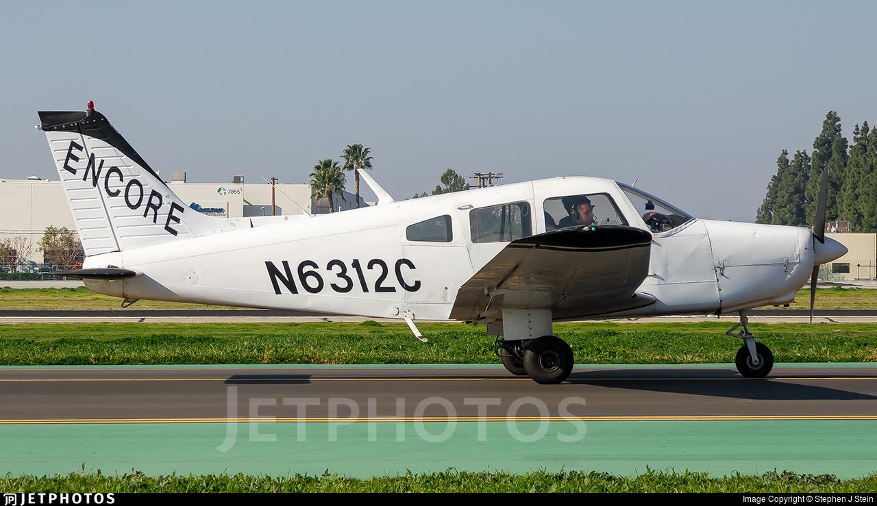 N6312C - Piper PA-28-161 Cherokee Warrior II - Private