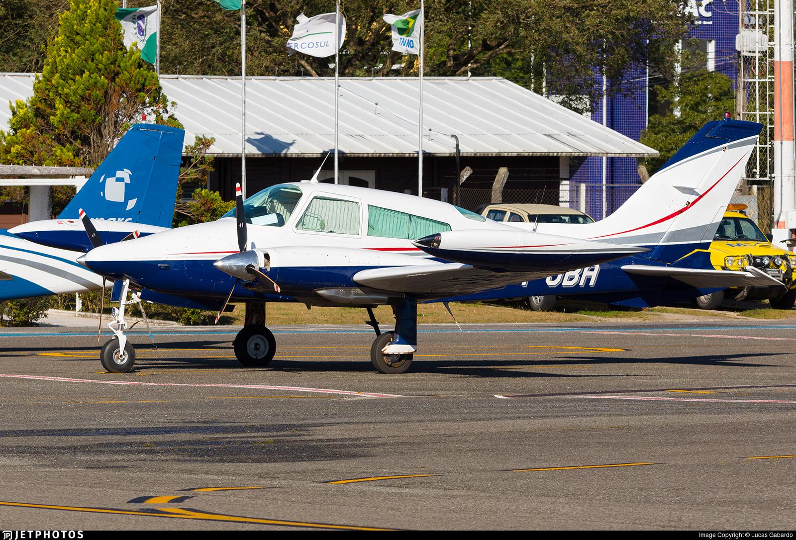 PT-JBA - Cessna 310Q - Private