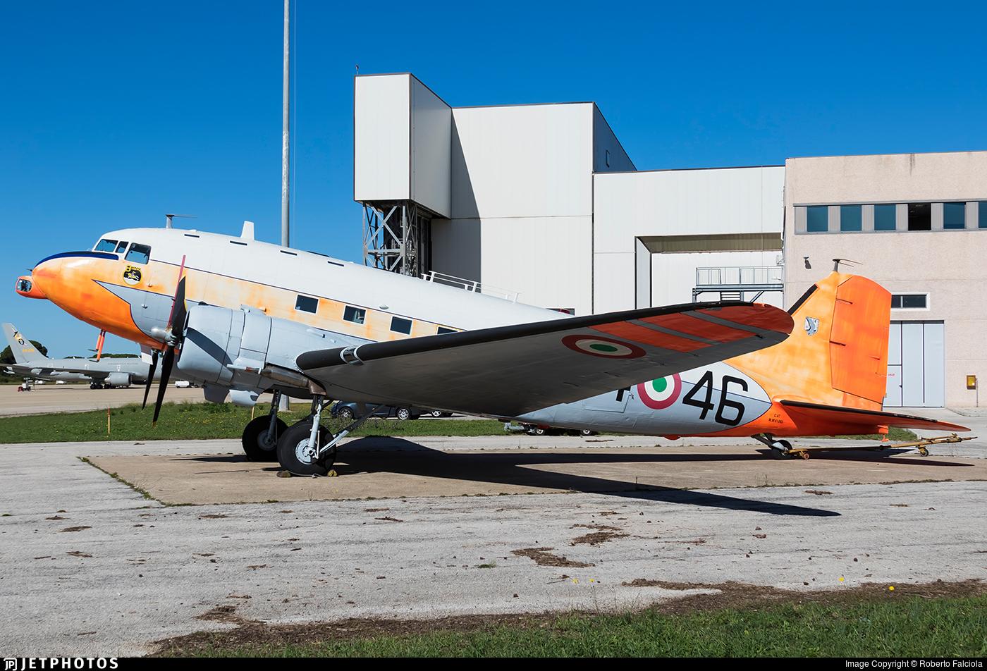 MM61893   Douglas C-47-DL Skytrain   Italy - Air Force   Roberto ...