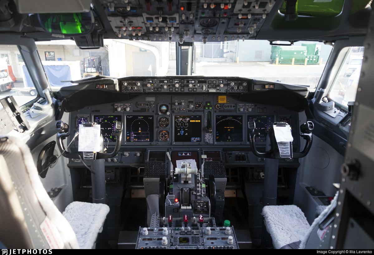 N614AS - Boeing 737-790 - Alaska Airlines