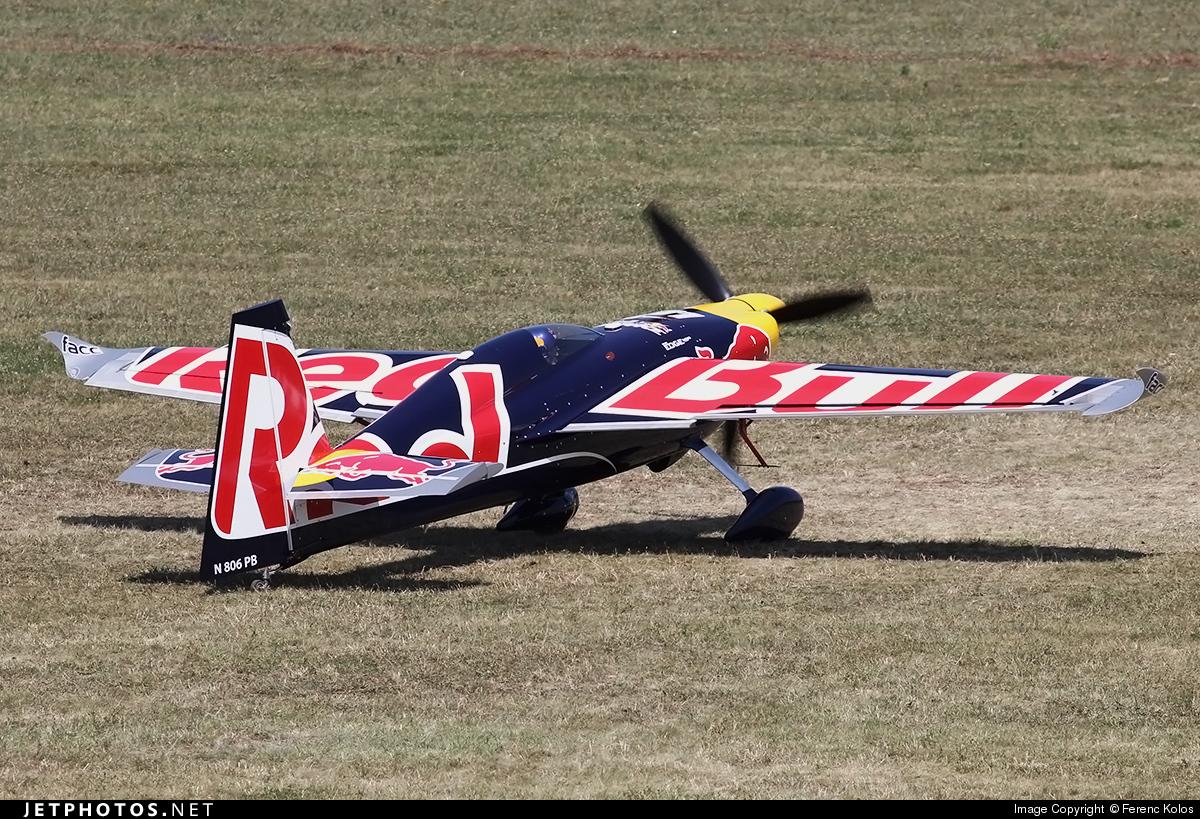 N806PB - Zivko Edge 540V3 - The Flying Bulls
