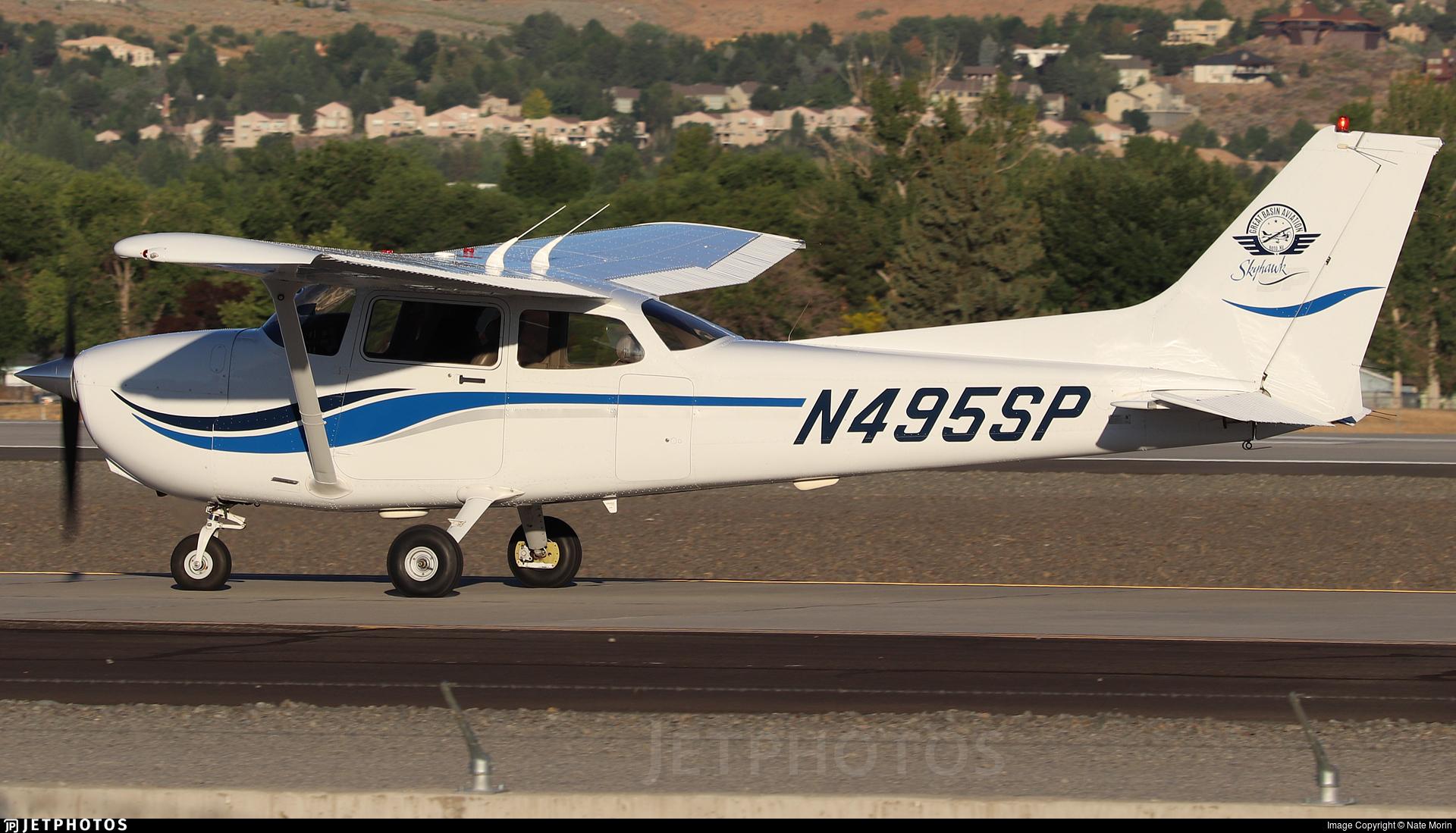 N495SP - Cessna 172S Skyhawk SP - Great Basin Aviation