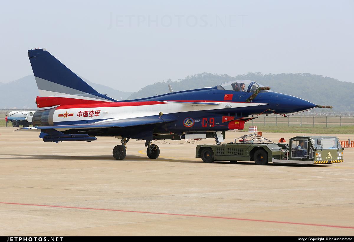09 - Chengdu J10A - China - Air Force