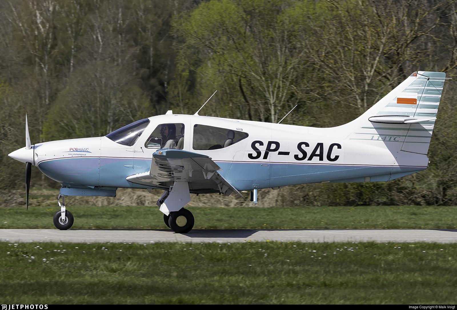SP-SAC - Rockwell Commander 114TC - Pol Mack