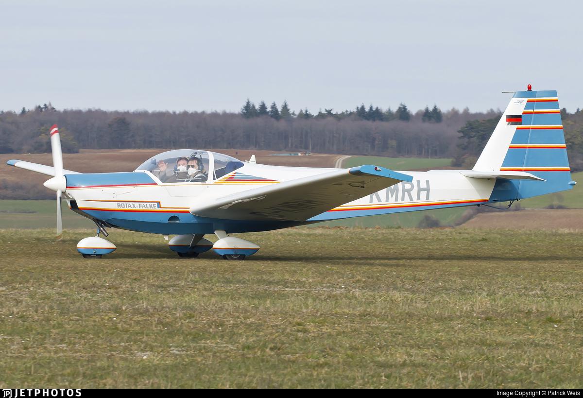 D-KMRH - Scheibe SF.25B Falke - Private