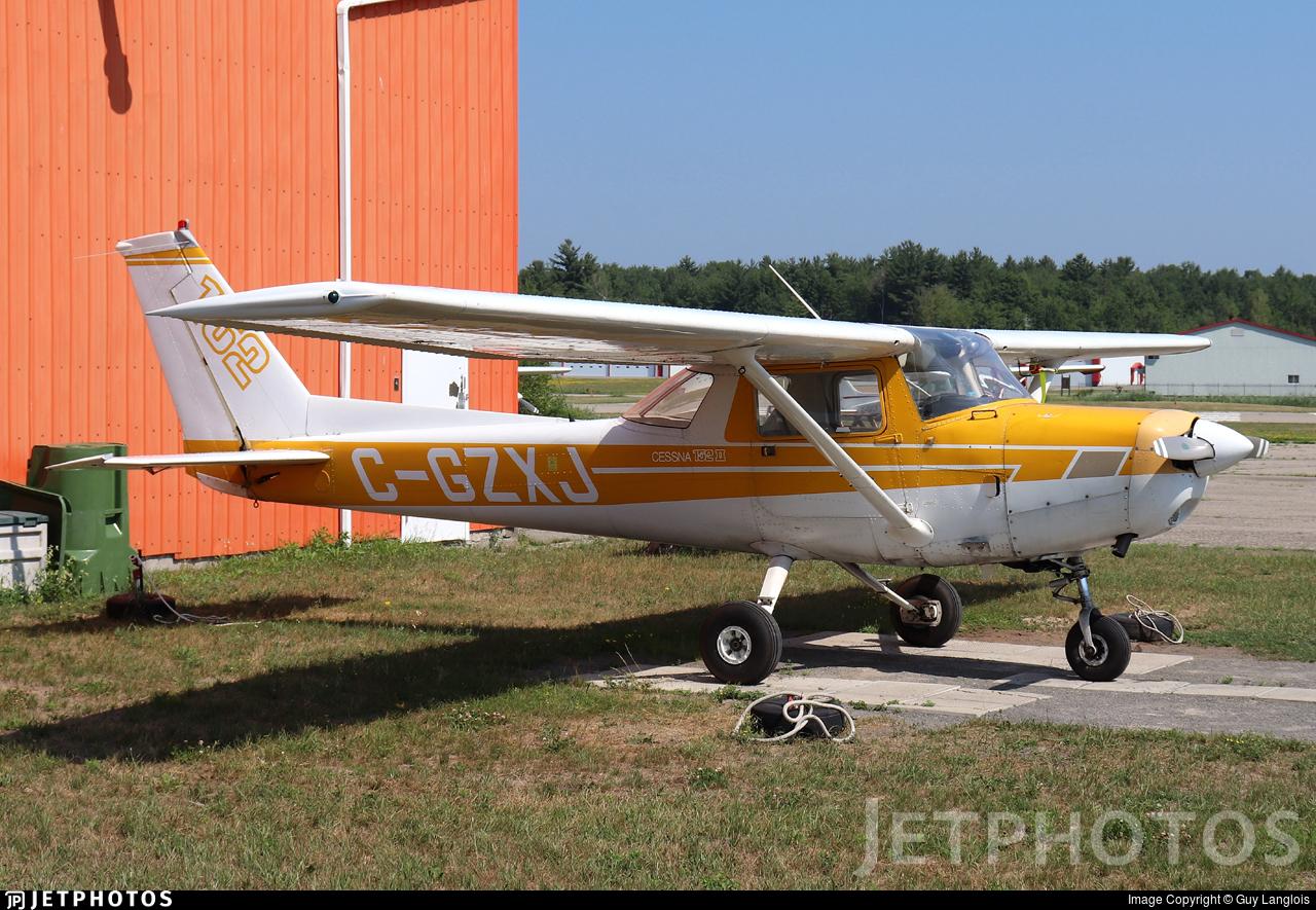 C-GZXJ - Cessna 152 II - Private