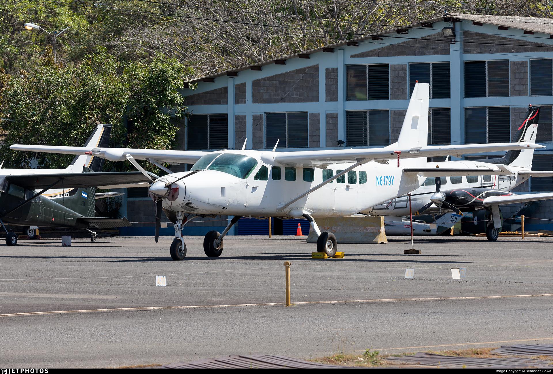 N6479Y - Cessna 208B Grand Caravan - Private