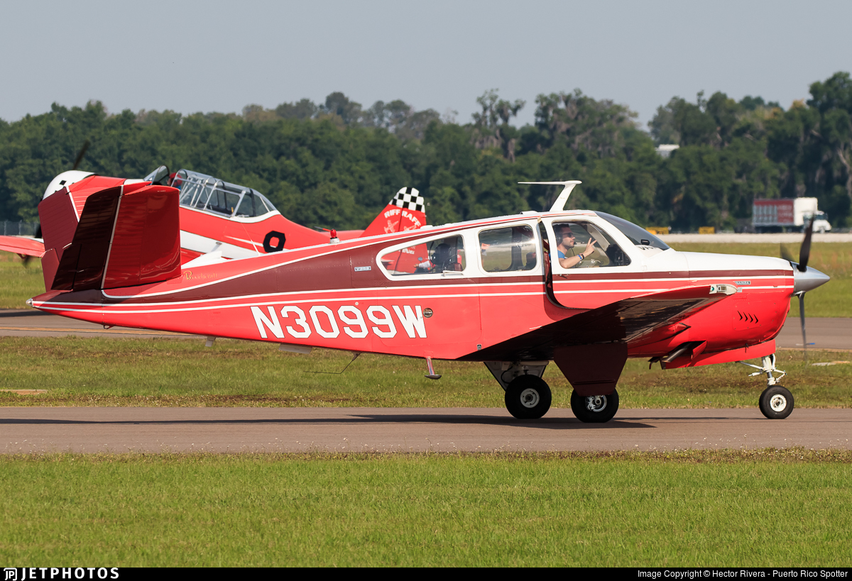 N3099W - Beechcraft V35B Bonanza - Private