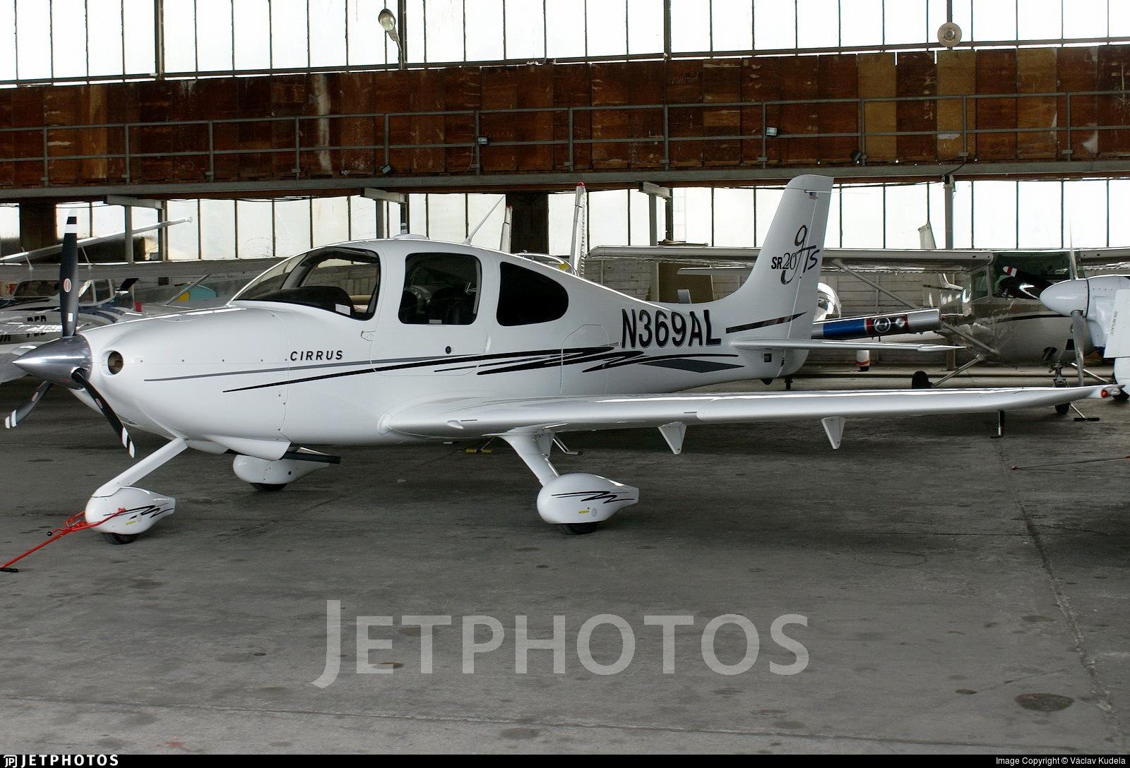N369AL - Cirrus SR20-GTS - Private