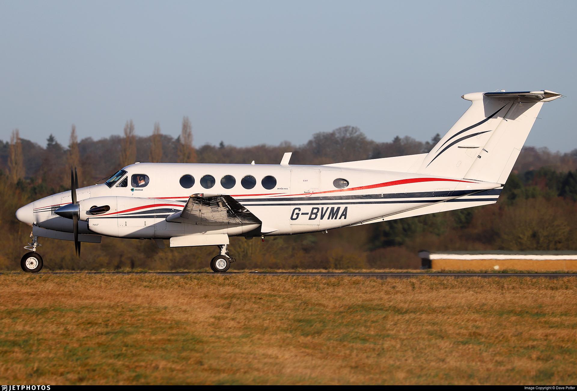 G-BVMA - Beechcraft 200 Super King Air - Dragonfly Aviation Services