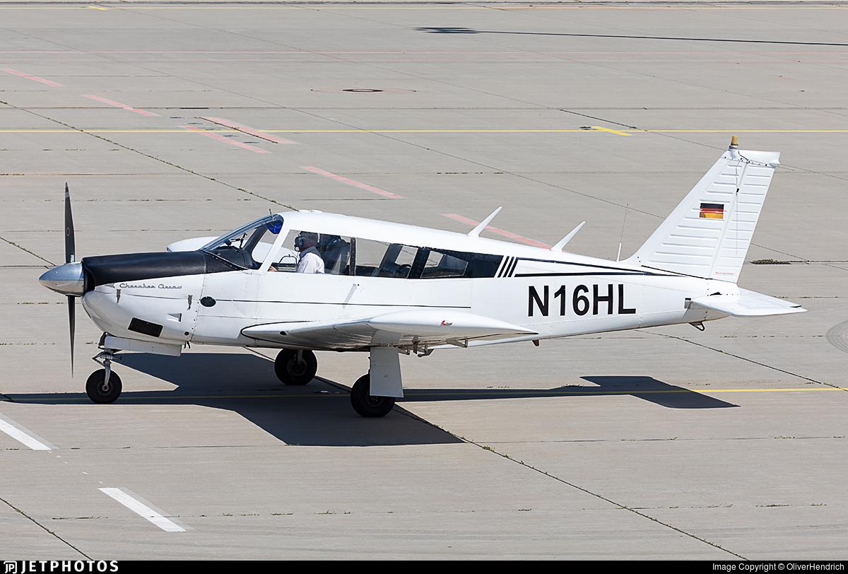 N16HL - Piper PA-28-180 Cherokee Arrow - Private