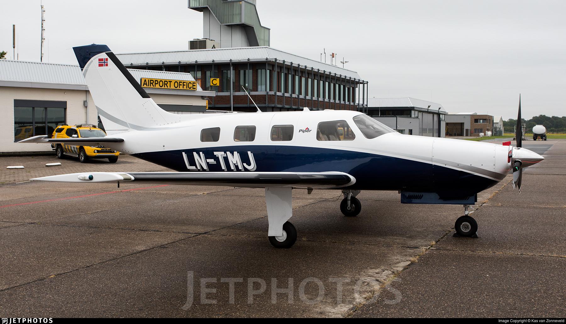 LN-MTJ - Piper PA-46R-350T Matrix - Private