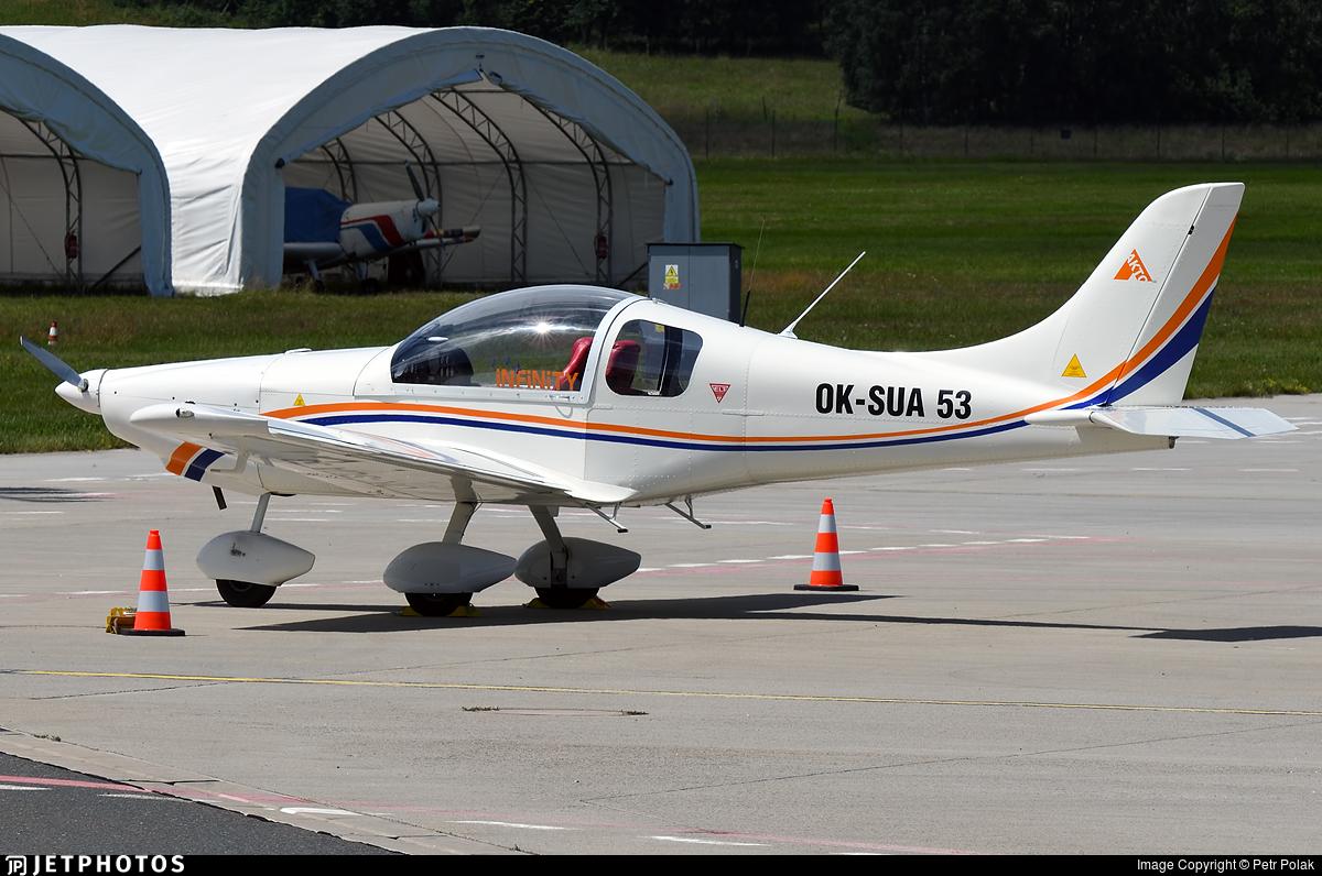 OK-SUA 53 - Dova Aircraft DV-2 Infinity - Private