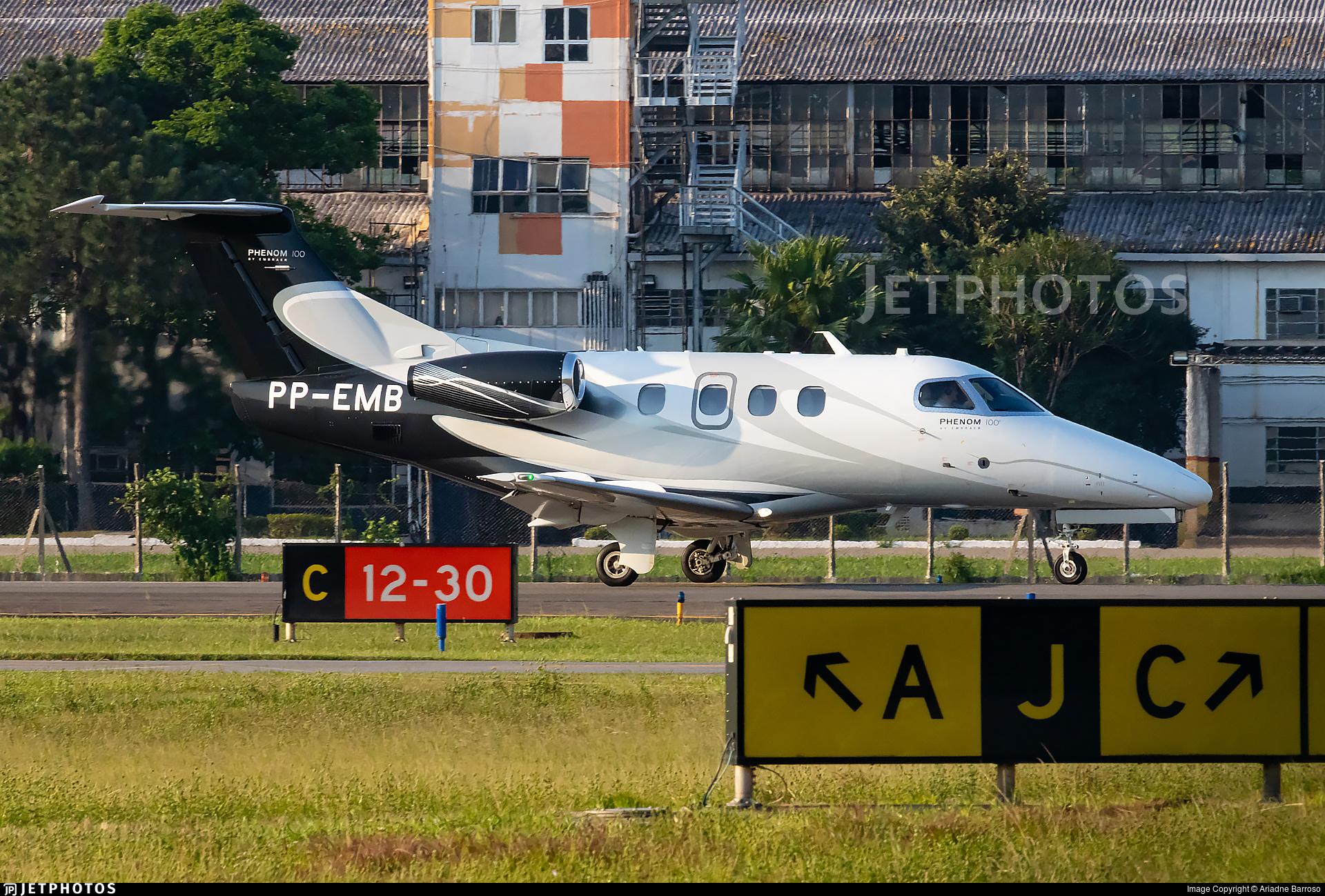 PP-EMB - Embraer 500 Phenom 100 - Private