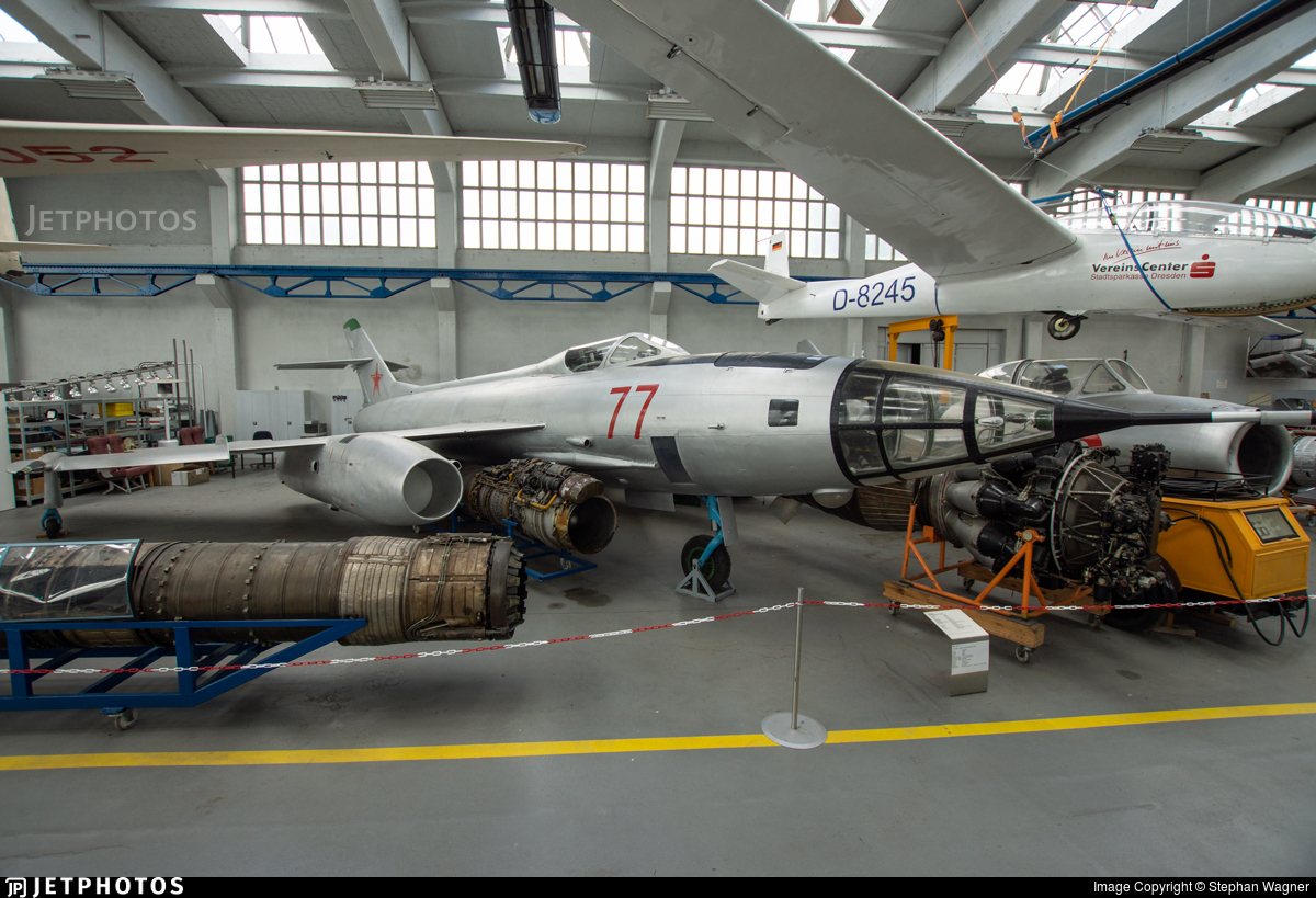 77 - Yakovlev Yak-27 - Soviet Union - Air Force