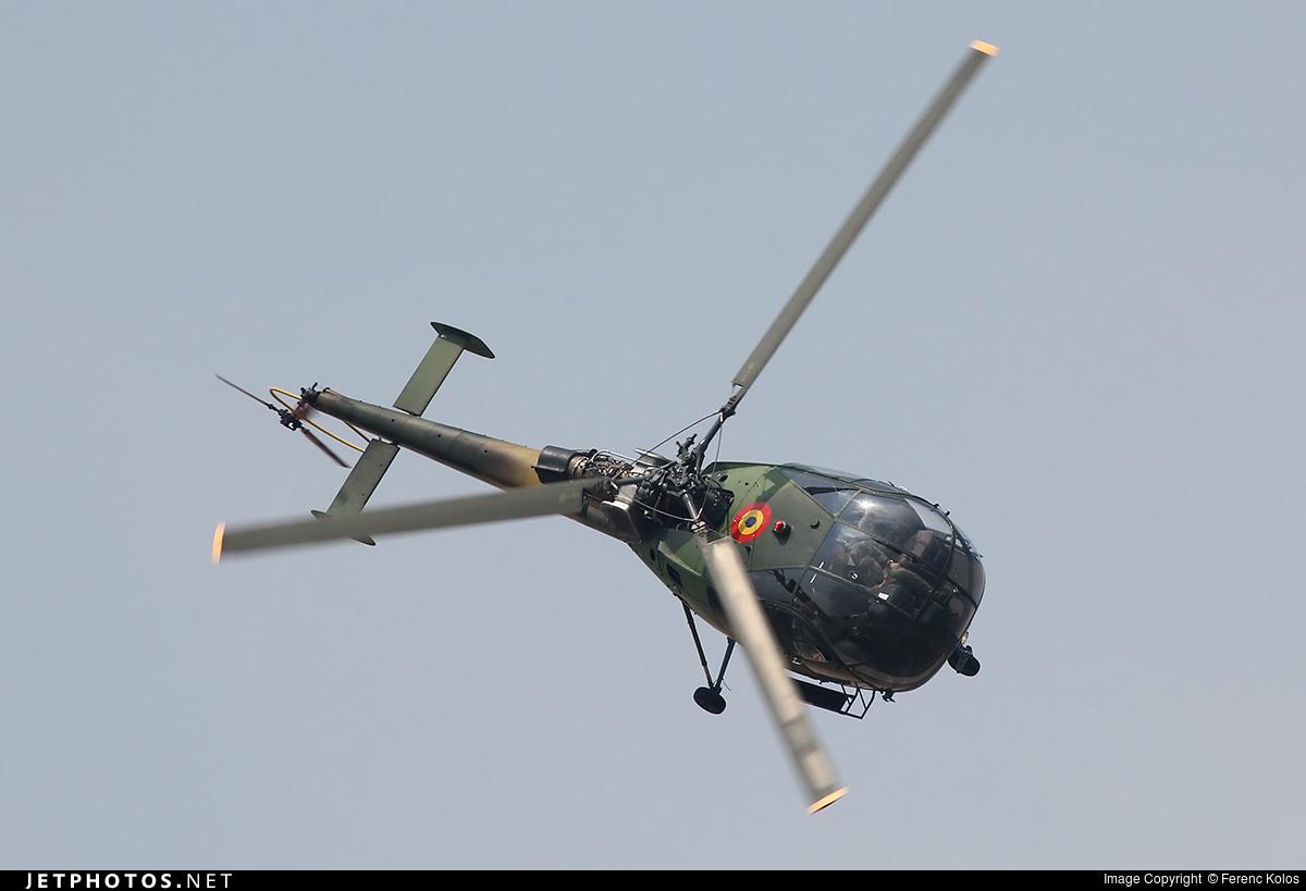 57 - IAR-316B - Romania - Air Force