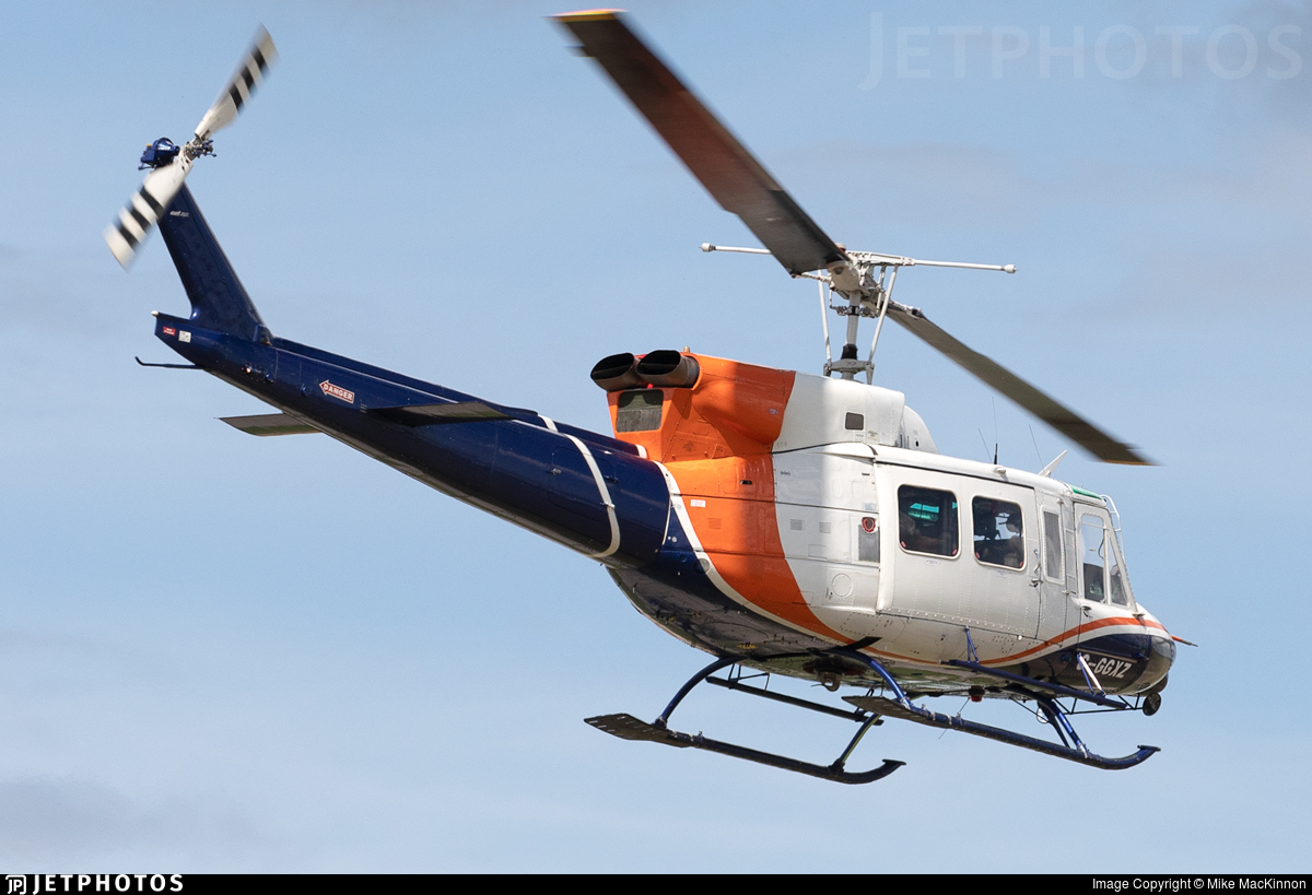 C-GGXZ - Bell 212 - Eagle Copters