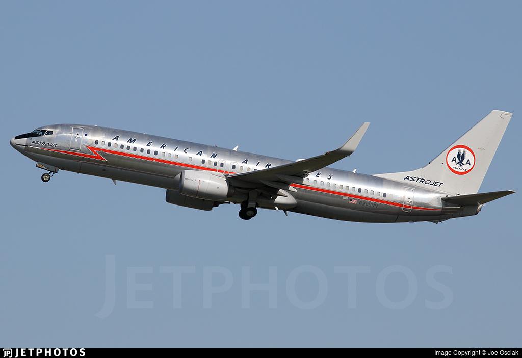 N905NN - Boeing 737-823 - American Airlines