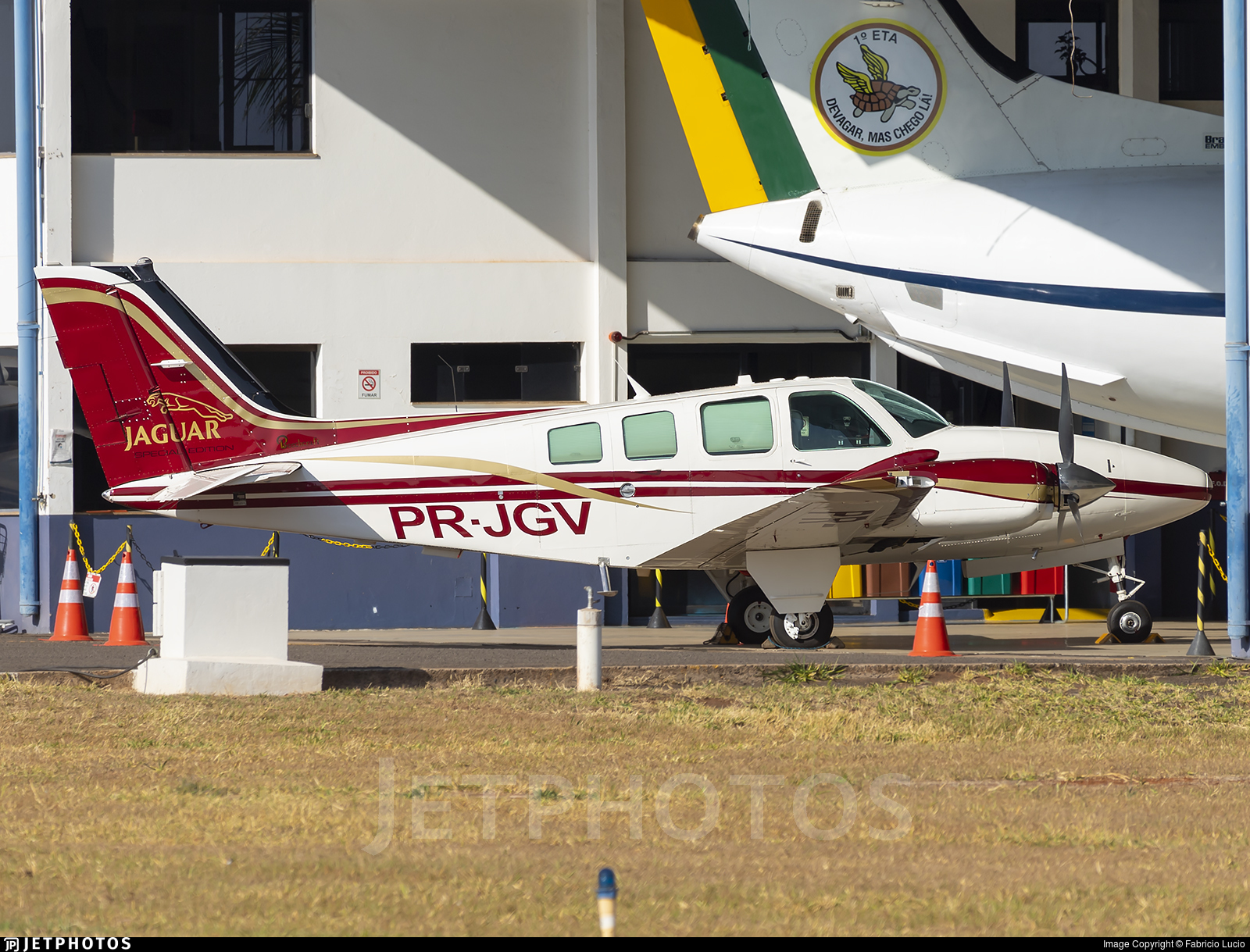 PR-JGV - Beechcraft 58 Baron - Private