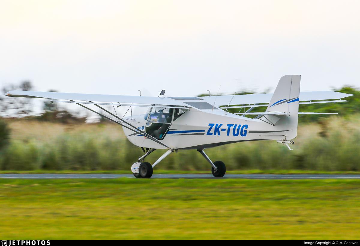ZK-TUG - Aeropro Eurofox 912-2 - Private