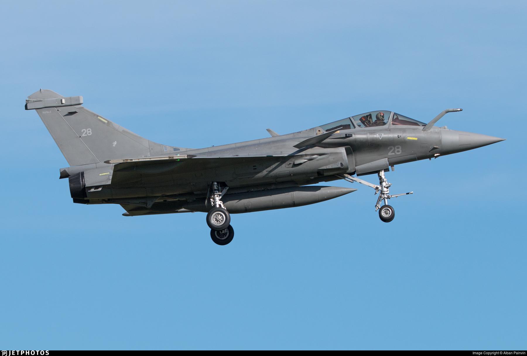 28 - Dassault Rafale M - France - Navy