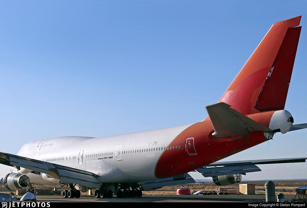 VH-OJN - Boeing 747-438 - Untitled