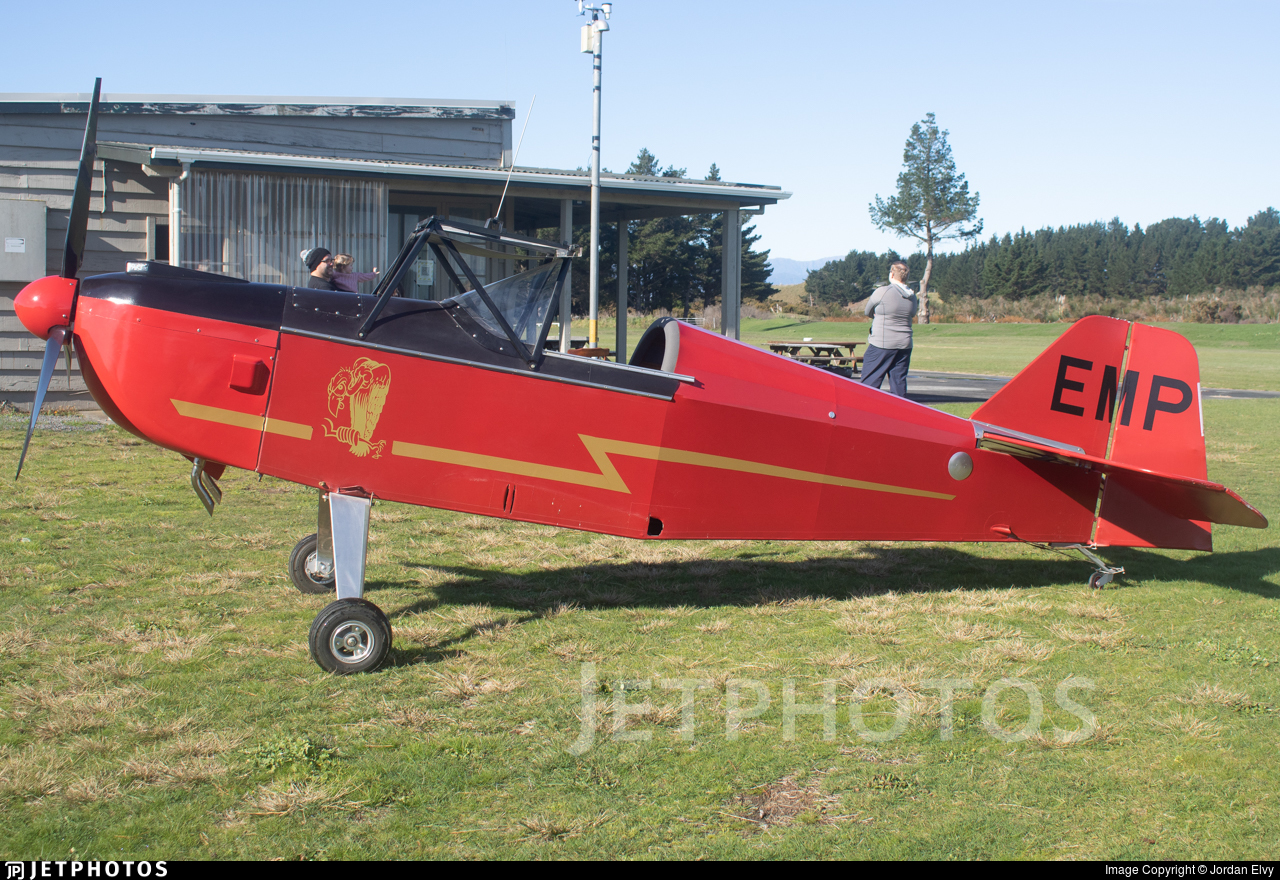 ZK-EMP - Johnston Acrolight 1C - Private