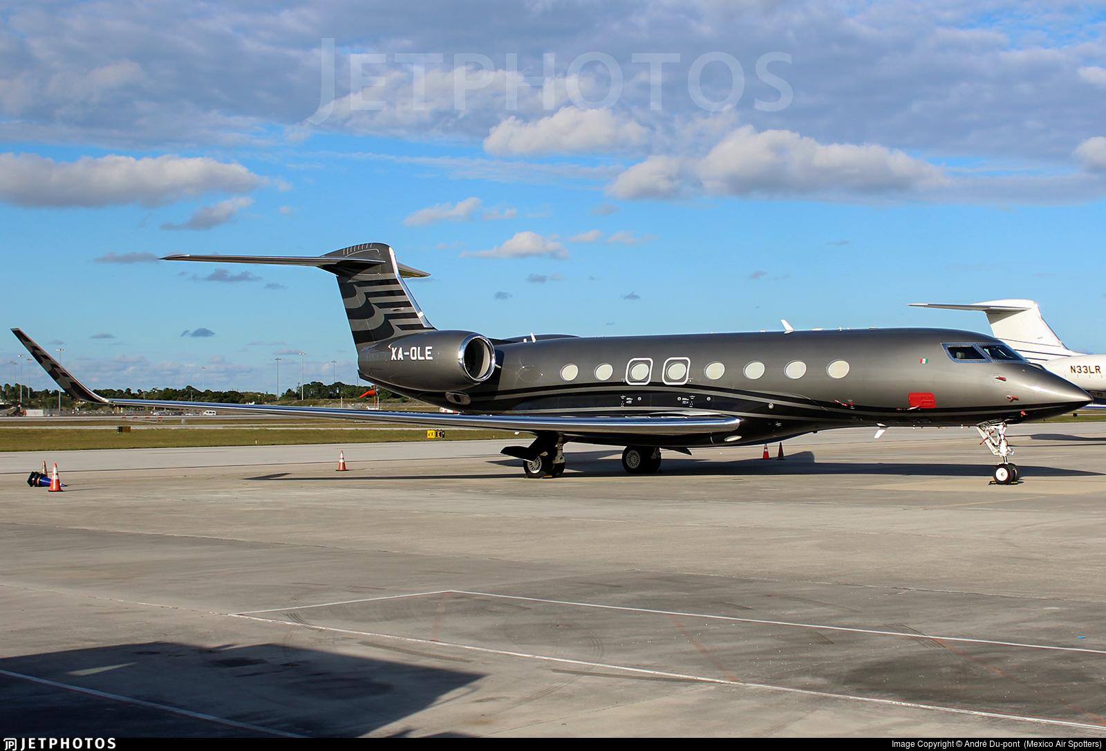 XA-OLE - Gulfstream G650ER - Private