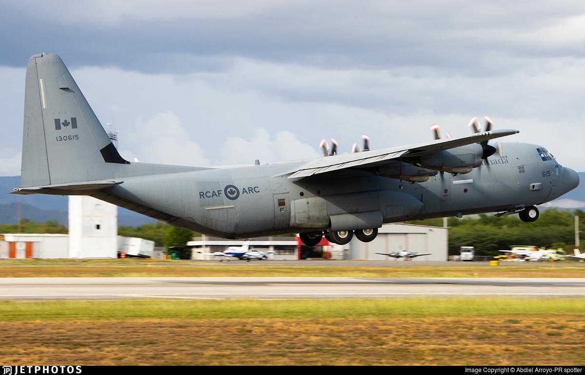 130615 - Lockheed Martin CC-130J Hercules - Canada - Royal Canadian Air Force (RCAF)