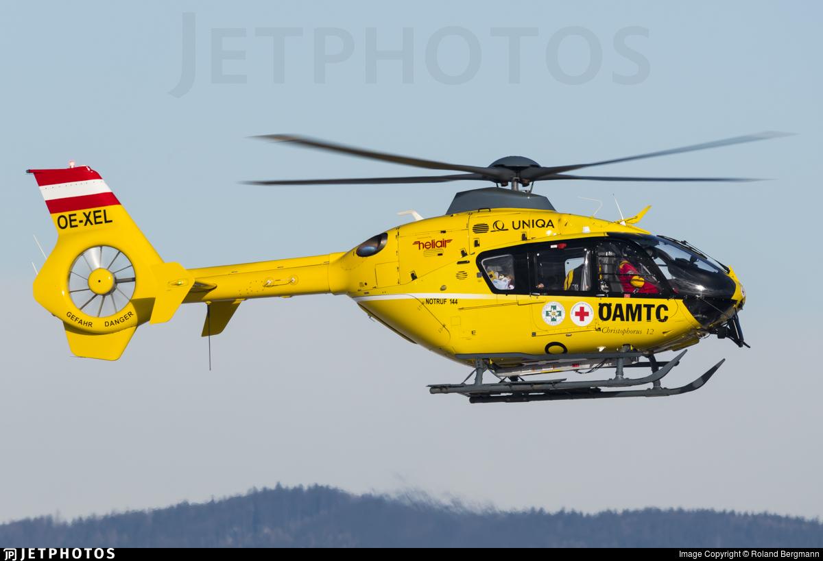 OE-XEL - Eurocopter EC 135T2 - Christophorus Flugrettungsverein (ÖAMTC)
