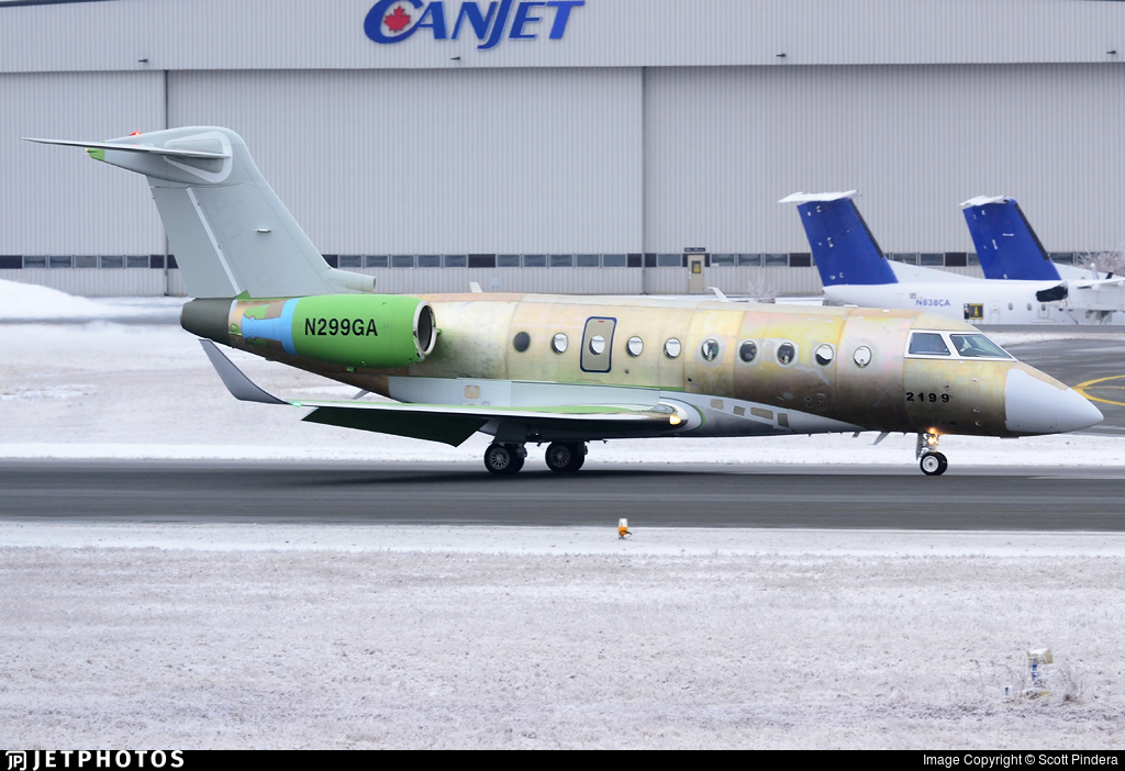 N299GA - Gulfstream G280 - Gulfstream Aerospace