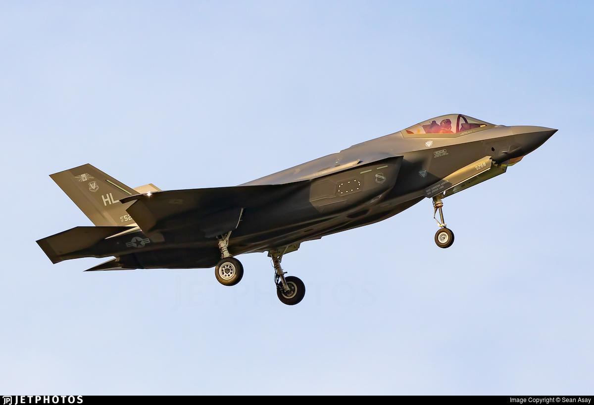 17-5268 - Lockheed Martin F-35A Lightning II - United States - US Air Force (USAF)