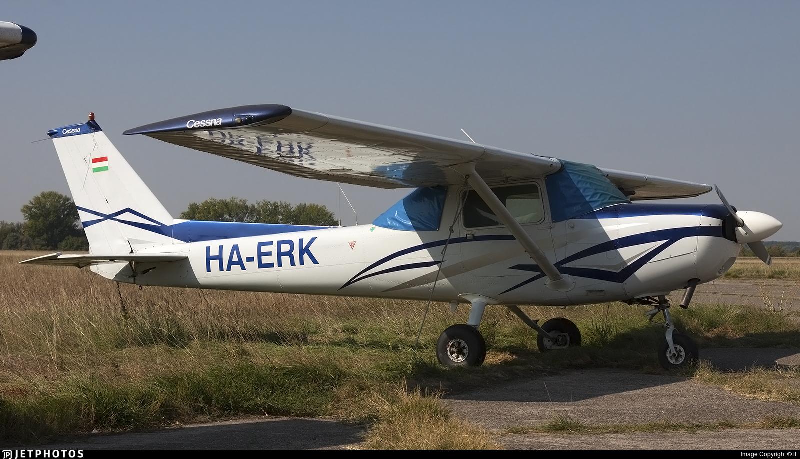 HA-ERK - Cessna 152 - Private