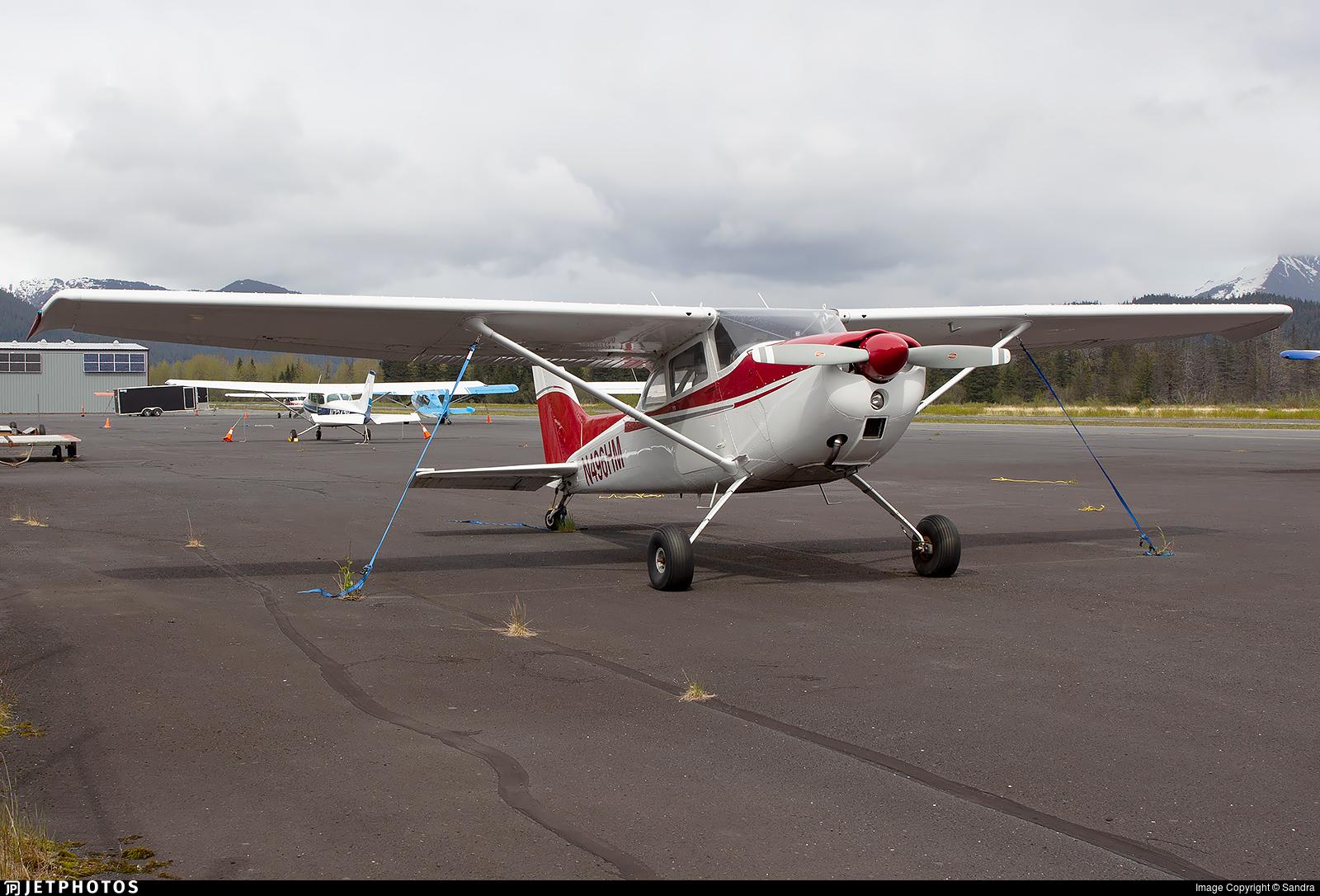 N496HM - Cessna 172M Skyhawk - Private