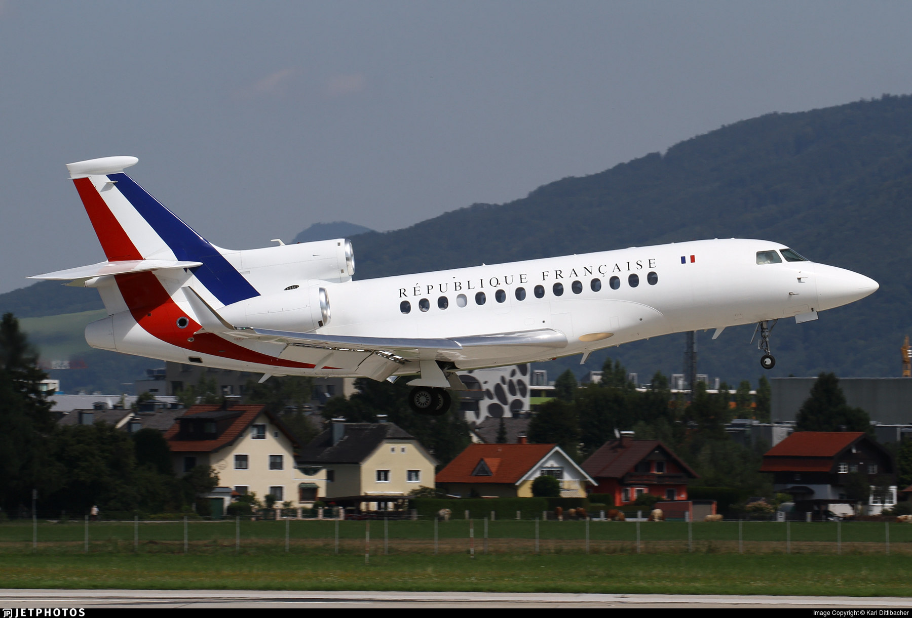 68 dassault falcon 7x france air force karl dittlbacher