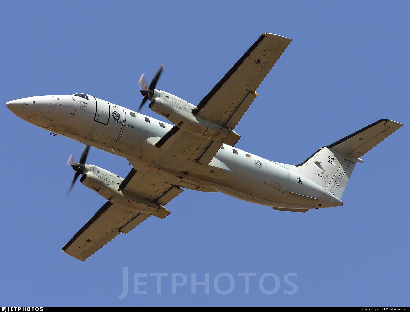 FAB2013 - Embraer C-97 Brasilia - Brazil - Air Force