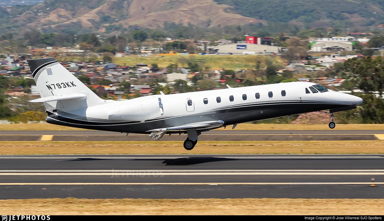 N793KK - Cessna 680 Citation Sovereign - Private