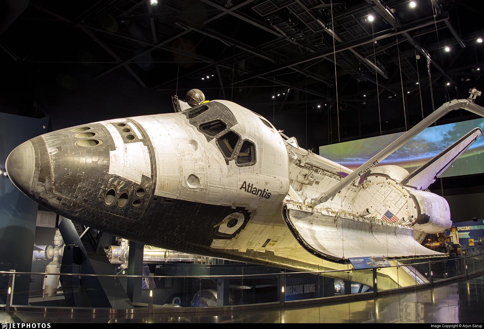 space shuttle orbiter atlantis - photo #10