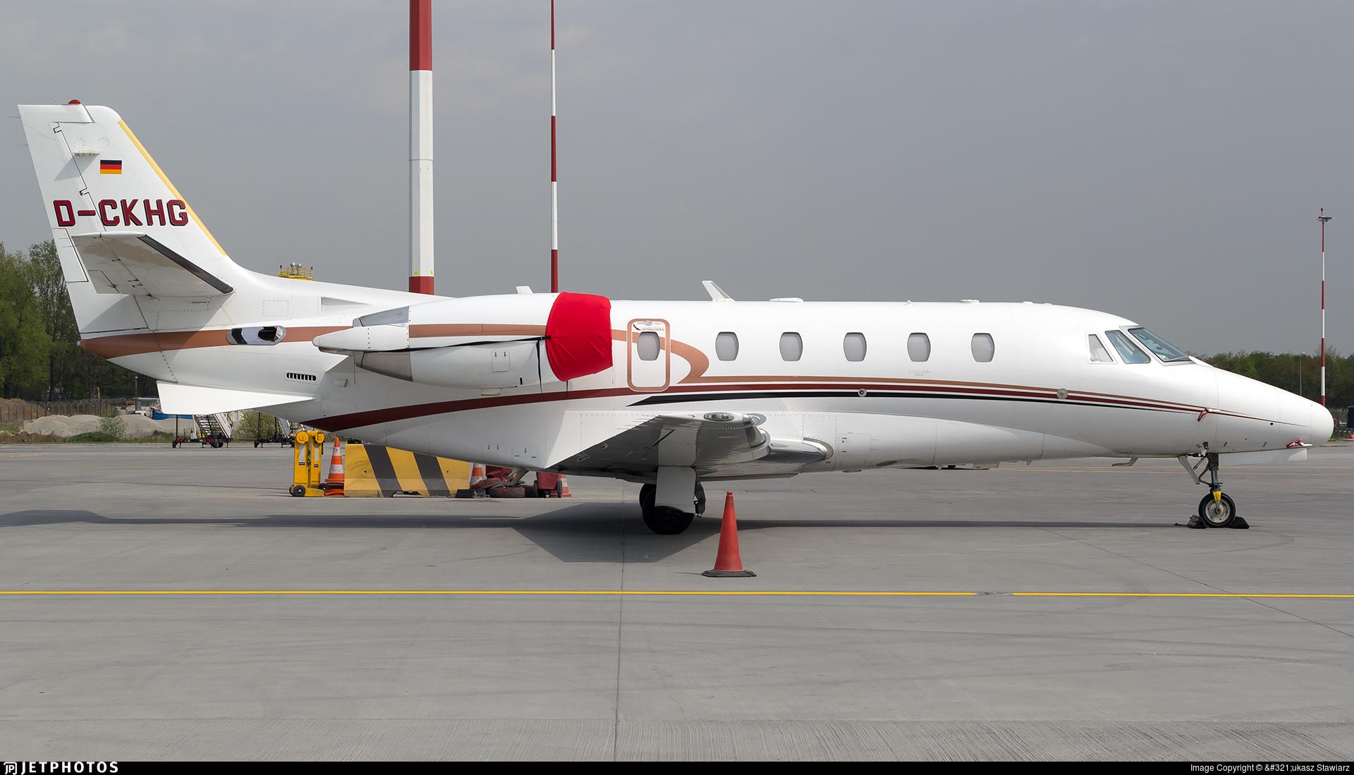 D-CKHG - Cessna 560XL Citation XLS - Windrose Air Jetcharter