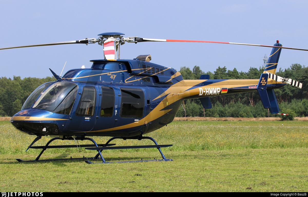 D-HMMR - Bell 407 - Private