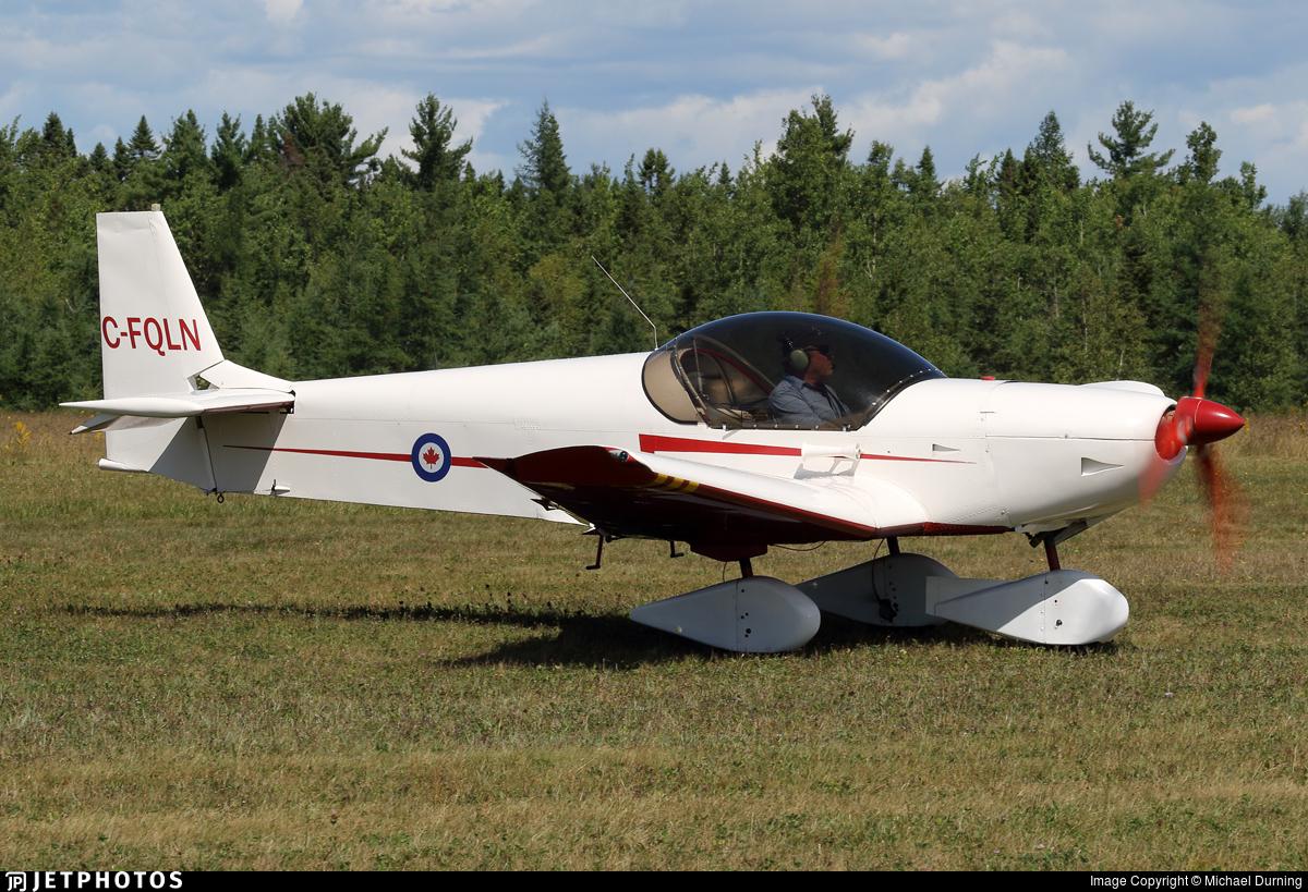 C-FQLN - Zenair CH601 - Private
