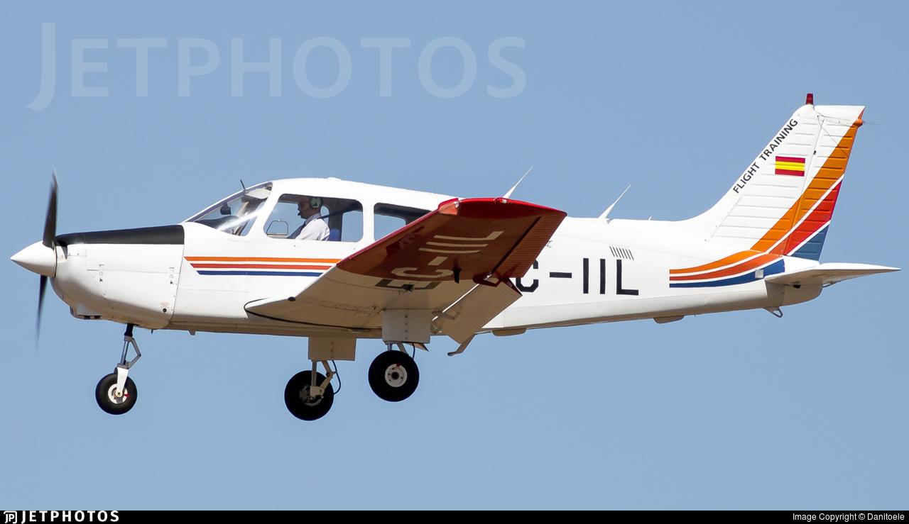 EC-IIL - Piper PA-28-161 Warrior II - FTE Jerez