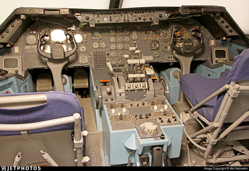 SIMULATOR - Lockheed L-1011-1 Tristar - British Airways