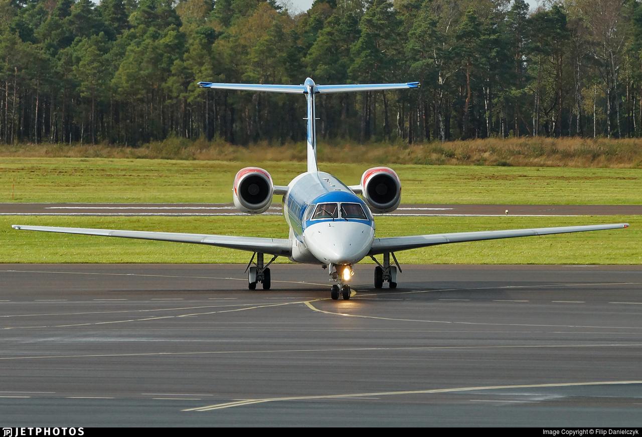 G-RJXC - Embraer ERJ-145EP - bmi Regional
