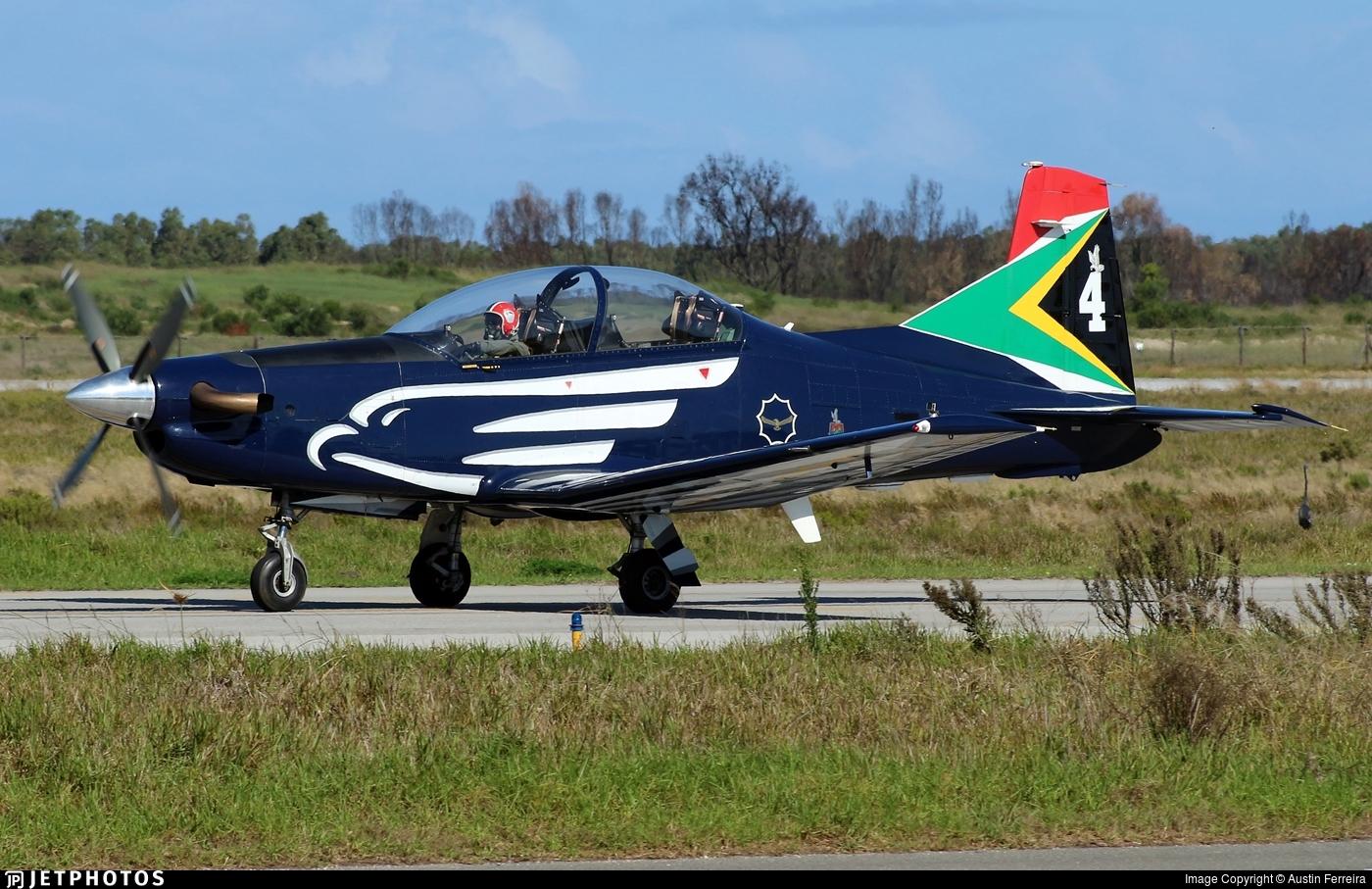 2024 - Pilatus PC-7 Mk.II - South Africa - Air Force