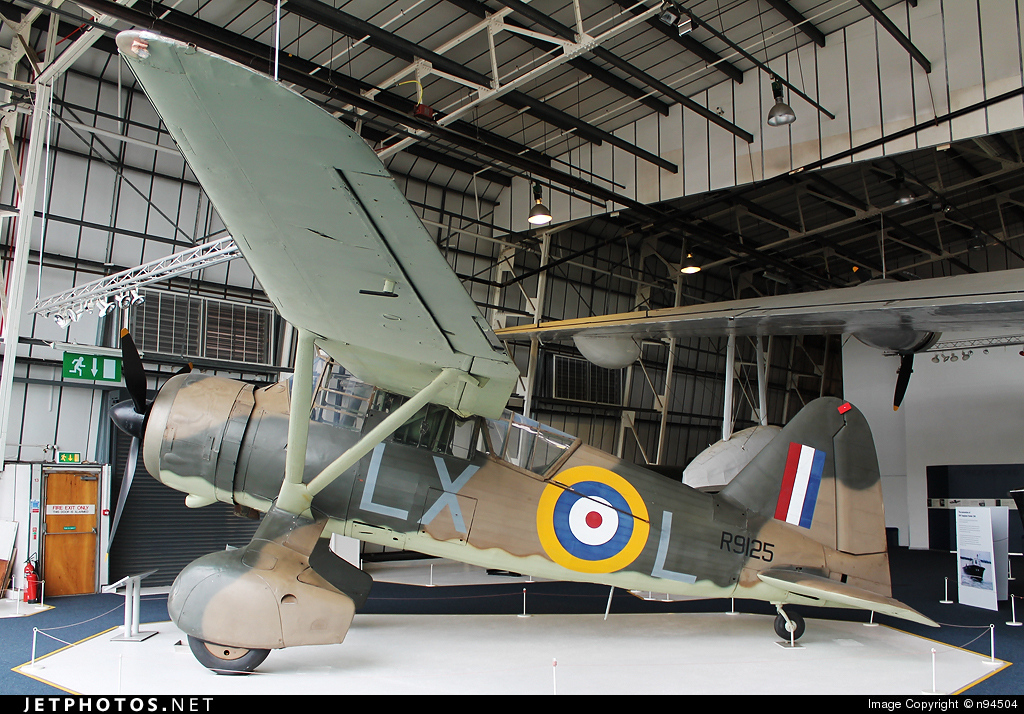 R9125 - Westland Lysander Mk.IIIA - United Kingdom - Royal Air Force (RAF)