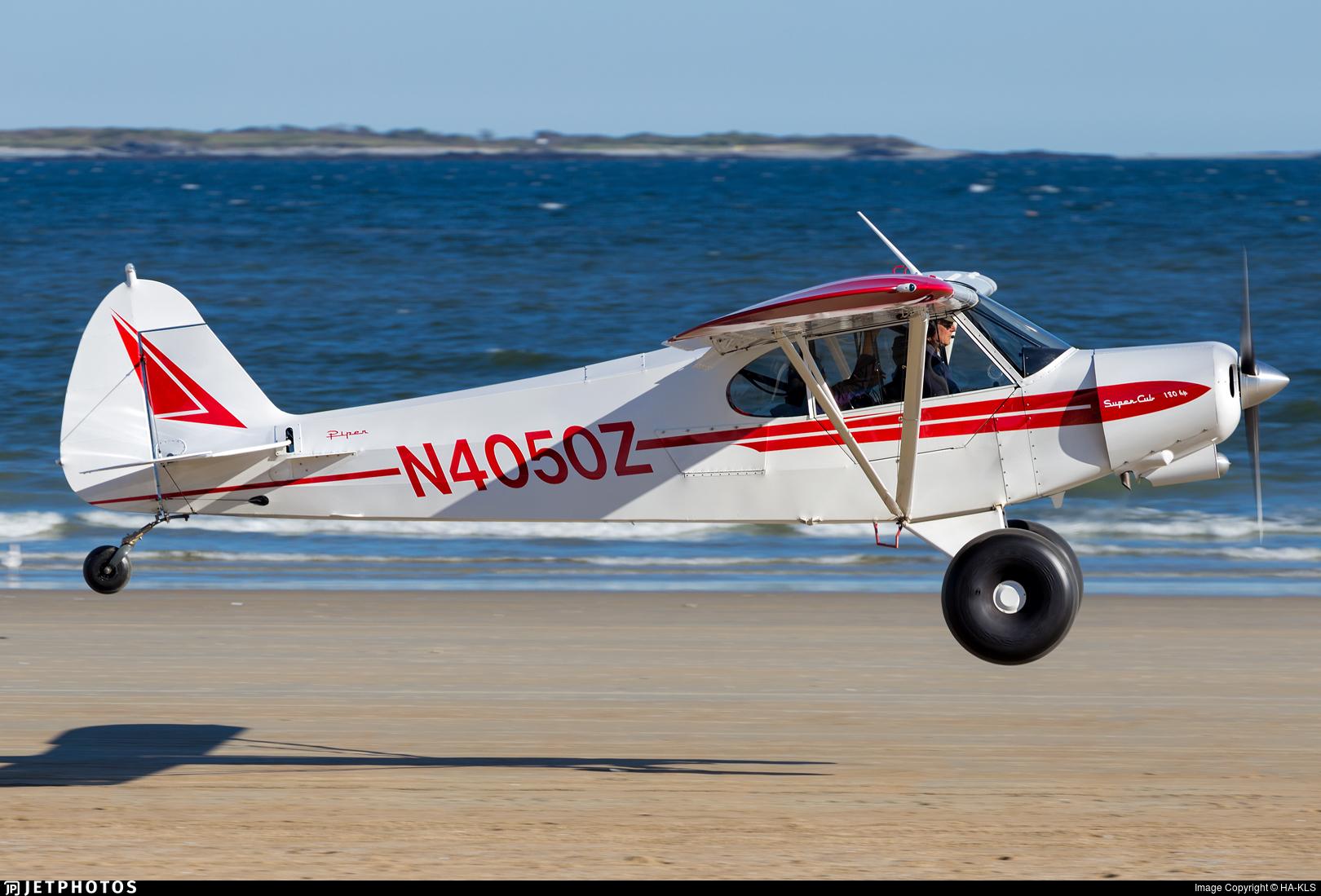 N4050Z - Piper PA-18-150 Super Cub - Private